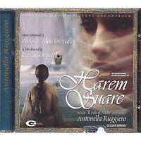 PIVIO & ALDO DE SCALZI Harem Suare ANTONELLA RUGGIERO CD OST 1998