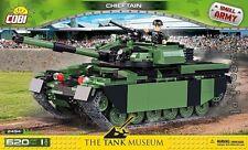 blocks Cobi Toy  Chieftain  British Tank  panzer small army bricks  2494