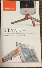 Kenu Stance Compact Tripod for iPhones X, 7, 7+, 8, 8+, ,6s, 6s+, 6, 6+, 5, 5SE