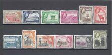 GOLD COAST 1952-54 SG 153/64 MNH Cat £70