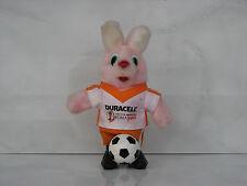 Duracell Plus Bunny sport soccer Korea Japan white Fifa World cup Dura batteries
