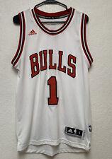 Derrick Rose Chicago Bulls Adidas Swingman Jersey Men's Sz S Shirt EUC