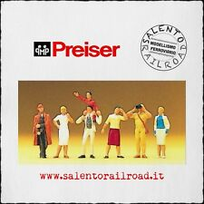 PREISER 10026 SET PERSONAJES: brocas helicoidales para agujeros