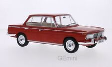 BMW 2000 TI rouge 1/18 MDG