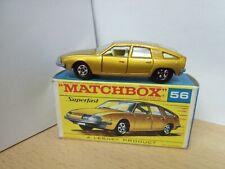 P51-MATCHBOX SUPERFAST MB56-A BMC 1800 PININFARINA AND BOX.