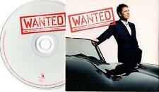 Cliff Richard -  Wanted - PROMO 12 Track CD Album im Cardsleeve