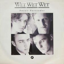 """Wet Wet Wet(7"""" Vinyl P/S)Sweet Surrender-JEWEL 9-UK-Ex+/Ex"""