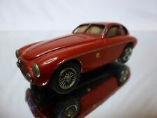 METAL KIT (built) FERRARI 225 1952 - RED 1:43 - GOOD CONDITION