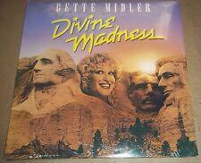 BETTE MIDLER in Divine Madness (Soundtrack) - Atlantic SD 16022 SEALED