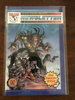Top Cow Newsletter Dynamic Forces #3 1998 Top Cow Comics FREE bag/board Unread