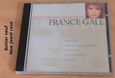 France Gall - Ses plus belles chansons - 14 titres - Boitier neuf - CD