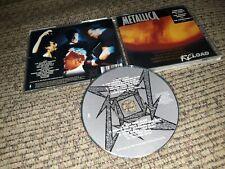 Metallica Reload CD GOLD STAMP DJ PROMO 1997 Elektra RARE! FUEL Hetfield, Ulrich