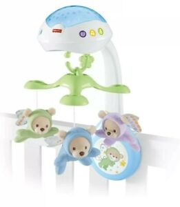 Fisher-Price Butterfly Dreams 3-in-1 Projection Mobile Crib Toy SEE DESCRIPTION