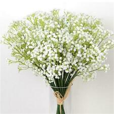 Artificial Babys Breath Flowers for Wedding Bouquets and Home Decor
