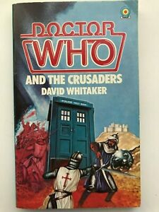 Doctor Who The Crusaders by David Whitaker
