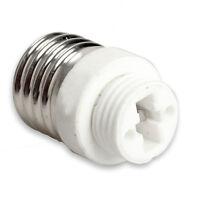 E27 to G9 Base LED Halogen Light Lamp Bulb Adapter Converter Base Socket