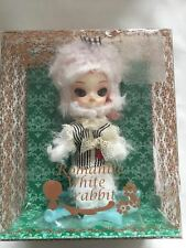 Romantic White Rabbit Little DAL Pullip Small Mini Size Doll 545- NEW