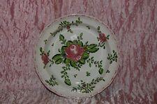PIATTO fondo maiolica alla rosa Pesaro Molaroni cm. 22 (4) V3 plate  ^
