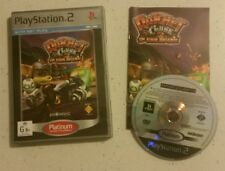 Ratchet & Clank 3 Up Your Arsenal - Sony Playstation 2 PS2 Game - FAST POSTAGE!