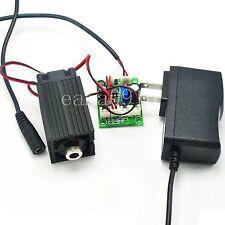 Dc12V 980nm 200mW Ir Infraid laser Diode Dot Module w/ Ttl +Fan Cooling +Adapter