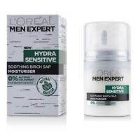 L'Oreal Men Expert Hydra Sensitive Moisturiser 50ml Men's Skin Care