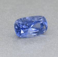 Natural Ceylon Blue Sapphire Rectangular Cushion 1.47 Ct (00963)