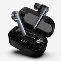 Bluetooth Uiisii Kopfhörer In-Ear Wasserdicht Headset Kabellos für Android & iOS