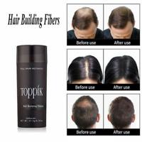 NEW Toppik Keratin Hair Building Filler Fibers 27.5g For Thinning Hair UNISEX