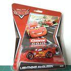 Carrera Go!!! 1:43 ranura de coche-Disney Pixar Cars Rayo Mcqueen ver foto