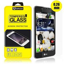 For LG Phone Tempered Glass Screen Protector Ultra Slim Clear Premium Film Cover