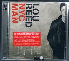 LOU REED NYC MAN  - 2 CD NUOVO SIGILLATO!!!