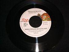 "JOHN COUGAR<>R.O.C.K. IN THE U.S.A.<>45 Rpm,7"" Vinyl ~Canada Pressing~RIVA RS219"