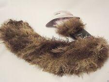 Sirdar Slinky ohne Netz Schal / Strick Wolle Garn - 0006 Teddy braun