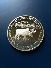 1985 Canadian Silver Dollar ($1), No Reserve!