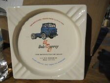 1960's GMC Semi Truck Tractor Dealer Bob Murray Western Portland Oregon Ashtray