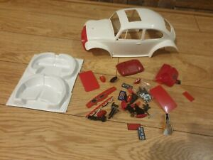 Tamiya Sand Scorcher Body Parts monster beetle includes inner arches