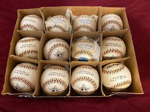 MLB baseballs. One dozen 1992 1993 All-Star Game Offical Major League Baseballs