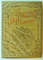 Six Strings Playing Cards Deck USPCC Poker Limited Edition Brand New Sealed