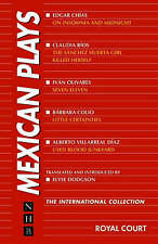 Mexican Plays (Nick Hern Books)-ExLibrary