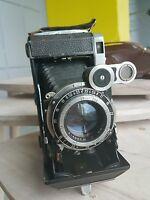 RARE USSR Soviet MOSKVA - 5 Vintage Russian Medium Format Folding Camera 6x9