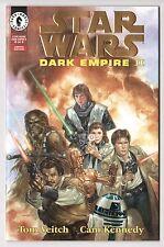 Star Wars Dark Empire II #6 Gold Variant Dark Horse Limited Edition 1995 NM