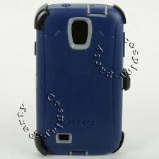Otterbox Defender Samsung Galaxy S4 Hard Shell Case Cover (Marine Blue / Gray)