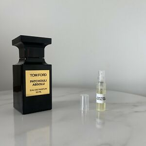 Tom Ford - Patchouli Absolu *2ml Sample* (RECENTLY DISCONTINUED) - 100% GENUINE!