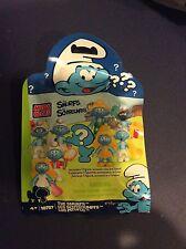 Mega Bloks Smurfs Smurf Action Figure Blind Pack Blocks #10757