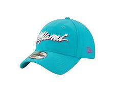 Miami Heat Vice New Era 9TWENTY NBA City Edition South Beach Dad Cap Hat Series