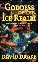 DAVID DRAKE ____ GODDESS OF THE ICE REALM ____ BRAND NEW ___ FREEPOST UK