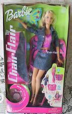 Chair Flair Barbie Doll Ever Flex Waist Flip and Switch Chair 2002