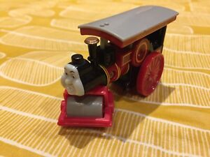 Thomas Tank & Friends BUSTER ROLLER ROAD VEHICLE Trackmaster TAKE N PLAY ALONG