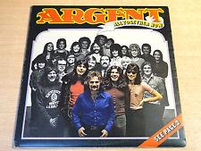 EX-/EX- !! Argent/All Together Now/1972 Epic Gatefold LP + Insert
