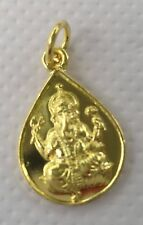God Ganesh Om Nmo Sacred Amulet Pendant Spiritual Healing for Luck & Wealth 10